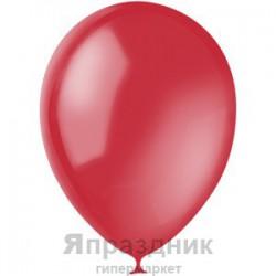 "M 5""/13см Декоратор CHERRY RED 058 100шт шар латекс"