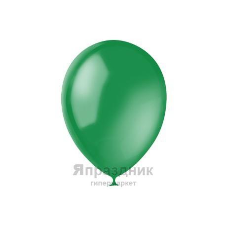 """M 5""""/13см Декоратор EMERALD GREEN 055 100шт шар латекс"""