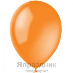"M 5""/13см Декоратор ORANGE 047 100шт шар латекс"