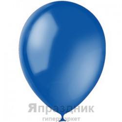 "M 9""/23см Декоратор NAVY BLUE 043 100шт шар латекс"