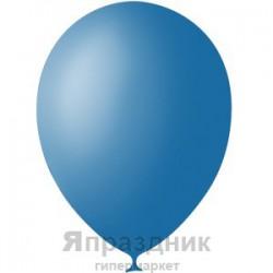 "M 9""/23см Декоратор ROYAL BLUE 044 100шт шар латекс"