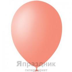 """M 9""""/23см Декоратор SALMON PEACH 053 100шт шар латекс"""