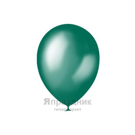 "M 12""/30см Металлик GREEN TEAL 029 100шт шар латекс"