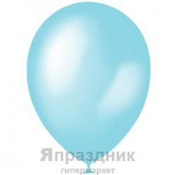 "M 12""/30см Перламутр BLUE 071 100шт шар латекс"