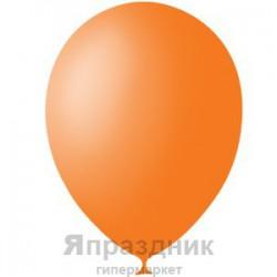 """M 5""""/13см Пастель ORANGE 005 100шт шар латекс"""