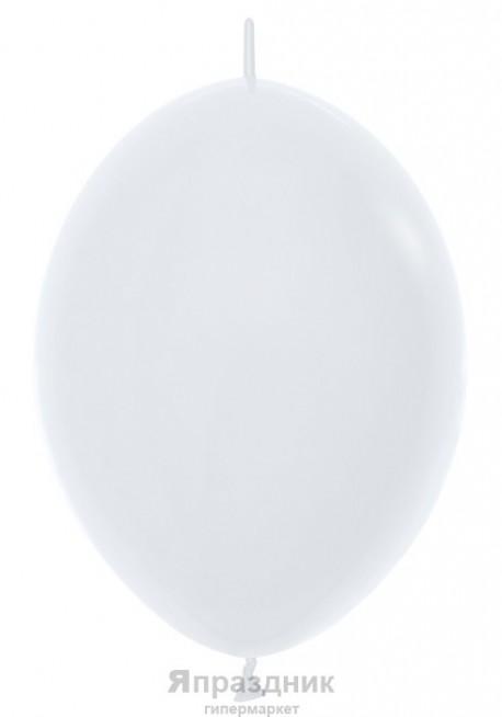 S Линколун Пастель 6 Белый / White / 100 шт. / (Колумбия)