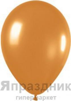 S Метал 9 Золото / Gold R / 100 шт. / (Колумбия)