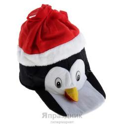 Карнавал кепка пингвинчик 20*20*26