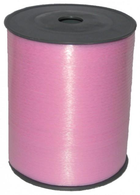 Лента бобина 0,5 см / 500 м Светло-розовая (Россия)