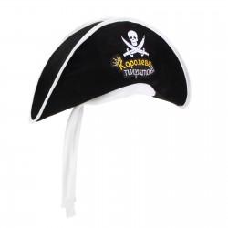 """Шляпа пирата""""Королева пиратов"""" 305188"""