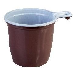Чашка 200мл ПП кор-бел.50шт (РУ)