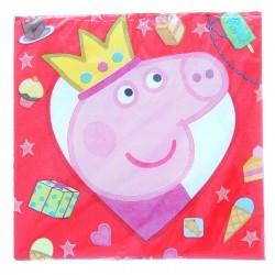 "Салфетки ""Peppa Pig"" 20 штук 26062 1108070"