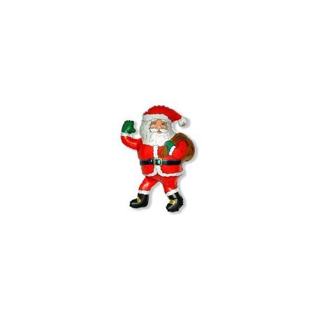 И 33 Дед мороз с подарками / Santa greeting / 1 шт / (Испания)
