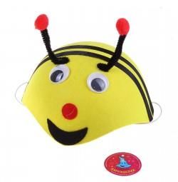 шляпа пчелка с глазками 324253