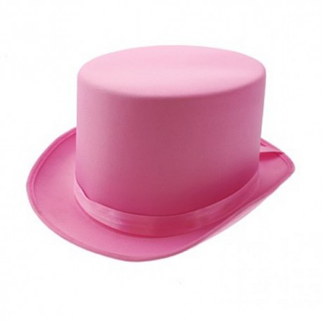 Цилиндр розовый