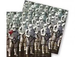 Салфетка Звездные войны 7 33см 20шт/Р (5201184862155)