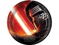 Тарелка Звездные войны 7 23см 8шт/Р (5201184862100)