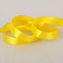 Лента для декора и подарков атласная желтая 20 мм х 30 м 1207957