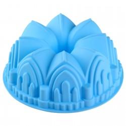 """Форма для выпечки 22х8 см """"Замок"""", цвета МИКС 651943"""