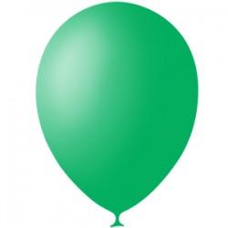 "M 5""/13см Пастель DARK GREEN 009 100шт шар латекс"