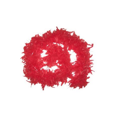WB Боа красное 1,8 м