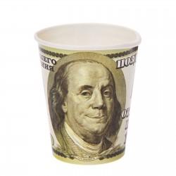 Набор стаканов Для хорошего настроения Доллар 6 шт