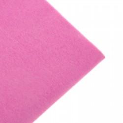 Бумага упаковочная тишью ярко-розовая 50 см х 66 см 134522