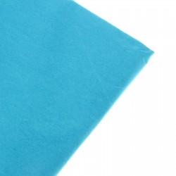Бумага упаковочная тишью бирюза 50 см х 66 см 134527