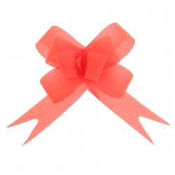 Бант-бабочка №1,8 простой красный 857486