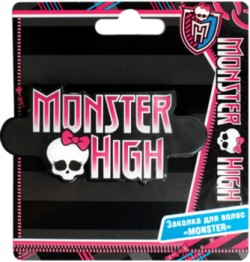 "Заколка для волос ""MONSTER""_Monster High"