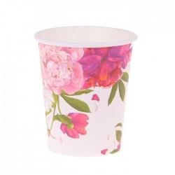 Набор стаканов Нежные цветы 6шт