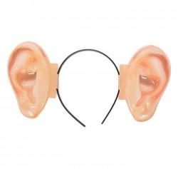Уши на ободке большого размера 1175449