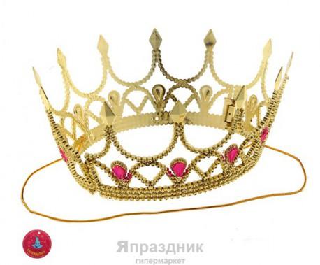 Венец королевы золото
