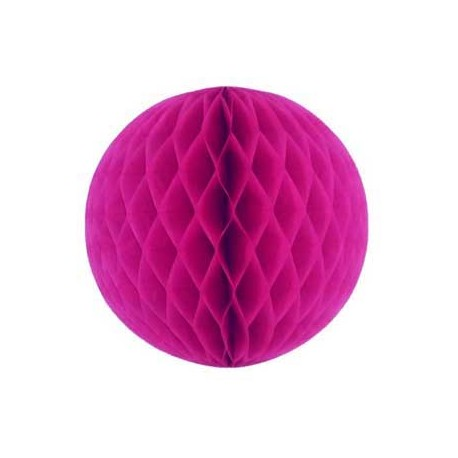 Шар бумажный розовый 3 0см/А (048419965718)