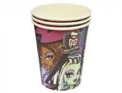 Набор стаканов Monster High 8шт