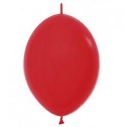 S Линколун Пастель 12 Красный / Red / 100 шт. / (Колумбия)