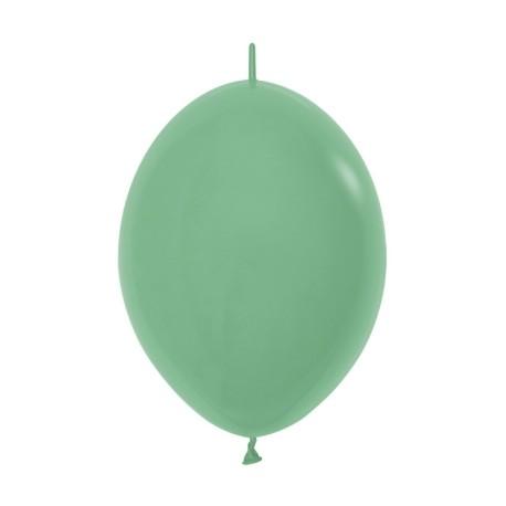 S Линколун Пастель 12 Зеленый / Green / 100 шт. / (Колумбия)