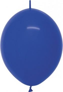 S Линколун Пастель 12 Синий / Royal Blue / 100 шт. / (Колумбия)