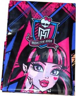 Скатерть полиэтиленовая Monster High 120х180см