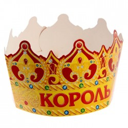 "Корона ""Король"", 64 х 13 см 1193185"