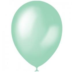 "M 12""/30см Перламутр GREEN 075 100шт шар латекс"