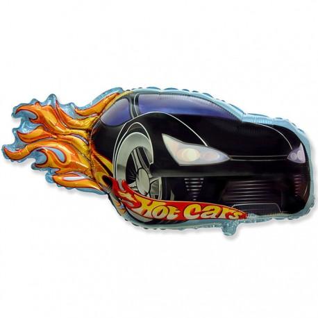 И 14 Гонка (черная) / Hot Car black / 1 шт / (Испания)