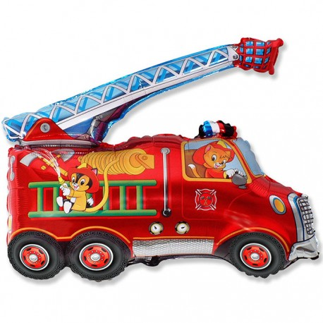 И 14 Пожарная машина / Fire Truck / 1 шт / (Испания)