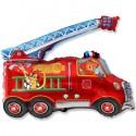 Пожарная машина 35см