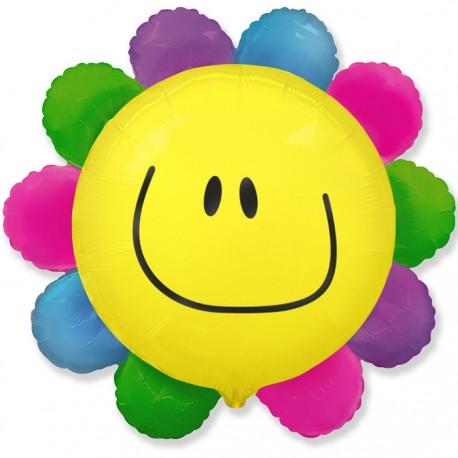 И 30 Цветик - многоцветик (солнечная улыбка) / Rainbow flower / 1 шт / (Испания)