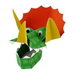 """Шляпы """"Парк динозавров"""""""