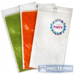 Скатерть Buffet-PARTY многоцветная 140х200см