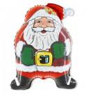Шар фигура Дед Мороз Супер / Super Santa (Испания) 72 см
