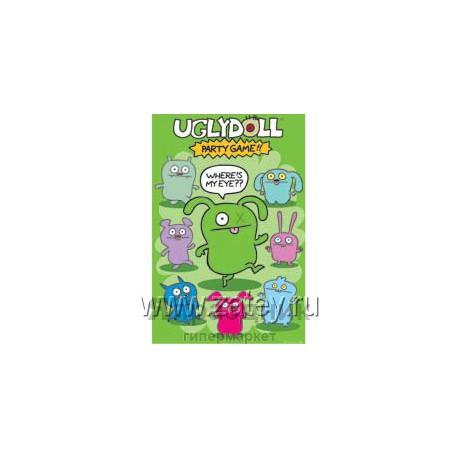 Игра с наклейками Ugly Doll/A