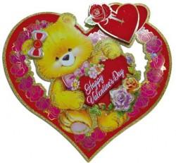 Happy Valentine's Day! декор.украшение